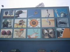 Periscope Mural