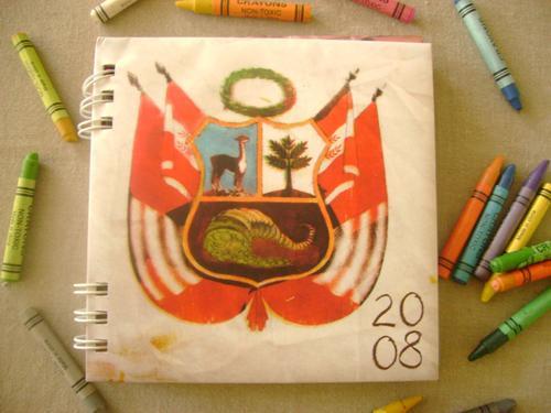 Agenda Crayon