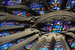 Rose window detail (Tiz_herself) Tags: windows washingtondc nikon churches cathedrals explore stainedglasswindows pritzker washingtonnationalcathedral rosewindows colorphotoaward blueribbonphotography diamondclassphotographer flickrdiamond d40x