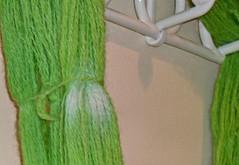 Wool Drying- Spot