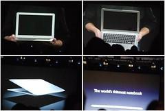 Mac The World's Thinnest Notebook - By MacRumors