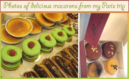 my macaron photos