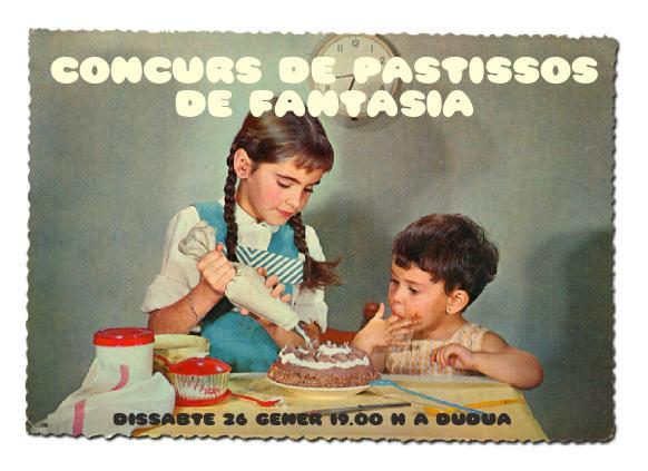 Fantasy cake contest @ Duduá