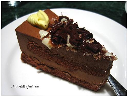 國賓飯店阿眉快餐廳套餐後甜點
