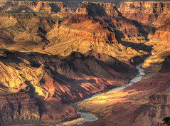 Colorado River from Desert View - Grand Canyon (skawalker) Tags: arizona topv2222 river nationalpark desert grandcanyon topv5555 coloradoriver topv3333 topv4444 hdr desertview topv6666 topv7777 grandcanyonnationalpark onlyyourbestshots ysplix