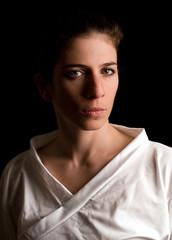 Sissi Cifa-107-Edit (zampox) Tags: white dancer ballerino lampista contorzionista strobist