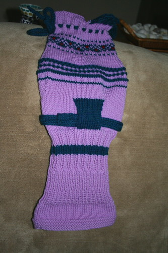 Sweater Sampler Front