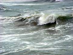 Over the rocks (diongillard) Tags: sea beach water marina foam coffs coffsharbour