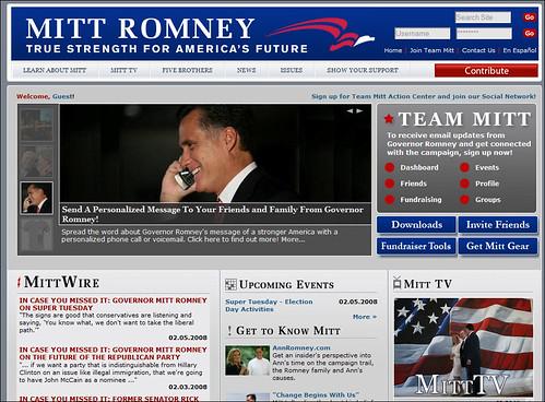 Mitt Romney for President - Mitt Romney