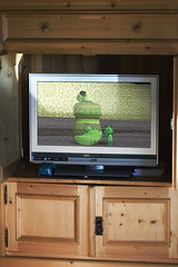 Greenies invade my TV - Greenie commercial?