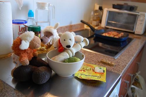 Mini-me Chefs