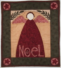 Small Noel Quilt