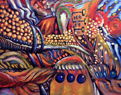Carnivale (painting and poem) (faith goble) Tags: color art painting artist acrylic poem photographer bluegrass kentucky ky vivid canvas carnivale creativecommons poet writer tacomaartmuseum bowlinggreenky firsthand bowllinggreen eyecandyart colourartaward originalpoem faithgoble poemandpainting ganderpressreview grafixer ccbyfaithgoble gographix originalpainitingbyfaithgoble faithgobleart thisisky