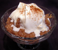 HollyCaramelAppleRicePudding