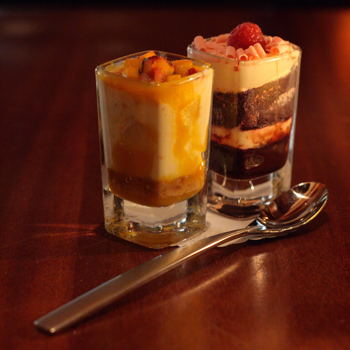 Seasons 52: bite-sized desserts
