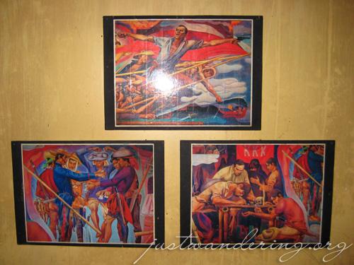 Botong Francisco's art