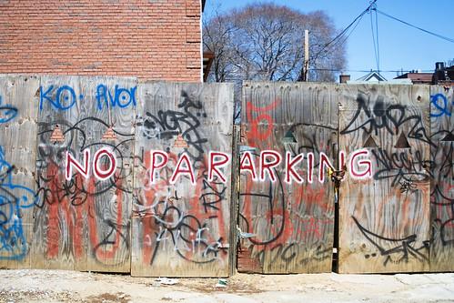 104/365 No Pararking