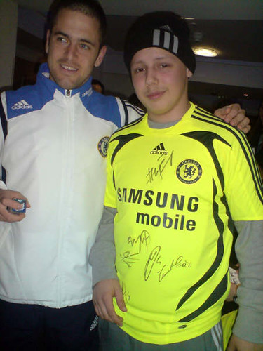 Adam and Joe Cole