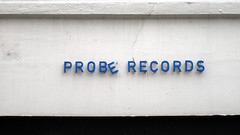 Probe Records, Slater Street, Liverpool (new folder) Tags: records sign shop liverpool typography probe font recordstore walktowork recordshop urbansplash slaterst woodst proberecords liverpooltypography apictureofliverpool