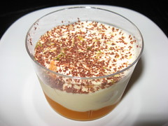 Batch: Mango chai pudding (uncovered)