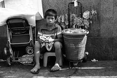 waiting (jobarracuda) Tags: boy philippines bata quiapo fz50 quiapochurch panasoniclumixdmcfz50 jobarracuda mnila
