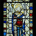 Stamford, Browne's Hospital, Audit Room, sIV, 2a, King Solomon