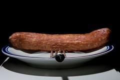 boar sausage