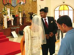 Wedding (Nene) Tags: wedding india kerala cochin stmartindeporres