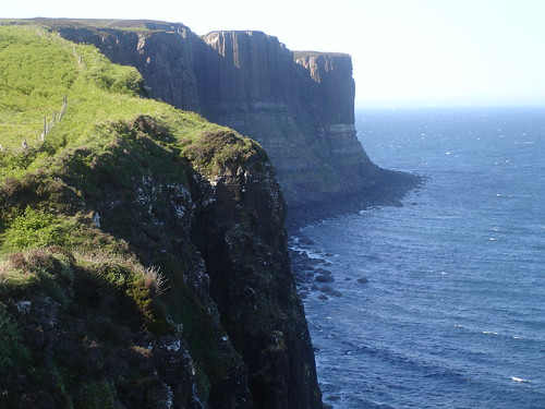 The haunting vista of Kilt Rock.