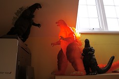 Bandai large scale Godzilla (fun9us) Tags: large super godzilla final meltdown premium bandai
