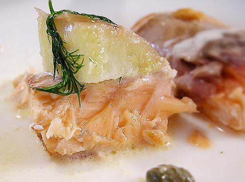 鮭魚佐檸檬辣根醬-080605