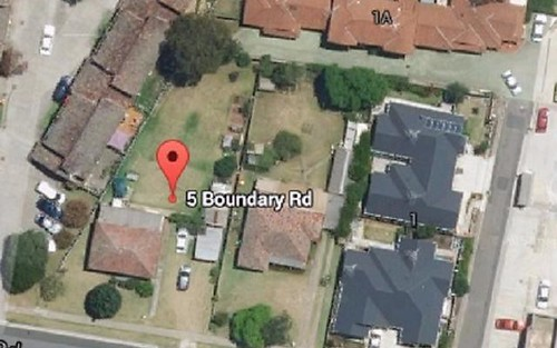 5 Boundary Road, Liverpool NSW 2170