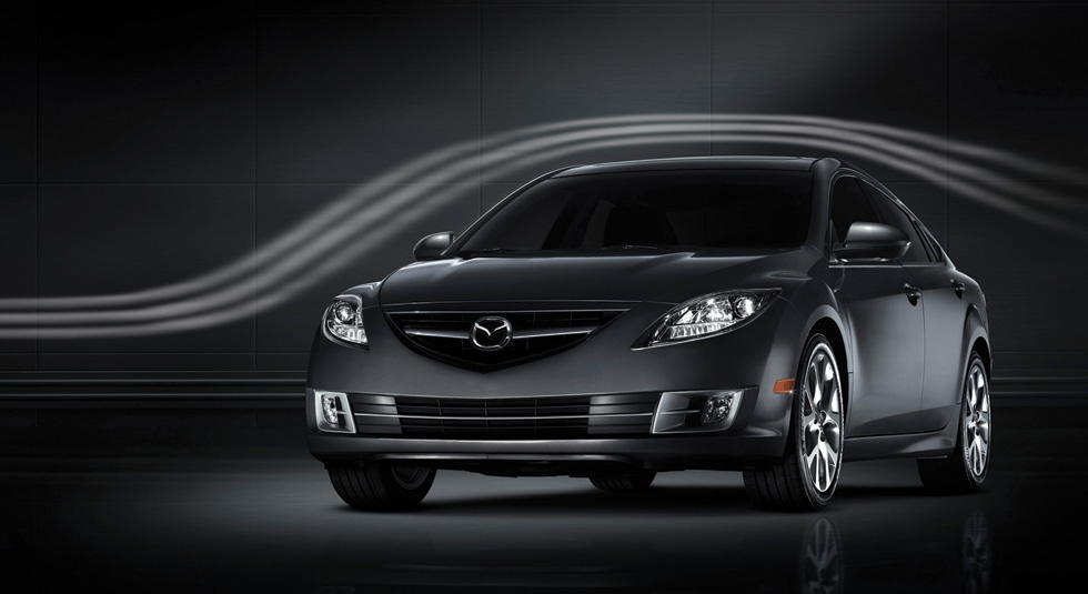 exterior photos of the 2010 Mazda MAZDA6