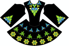 SG 9 dress aa