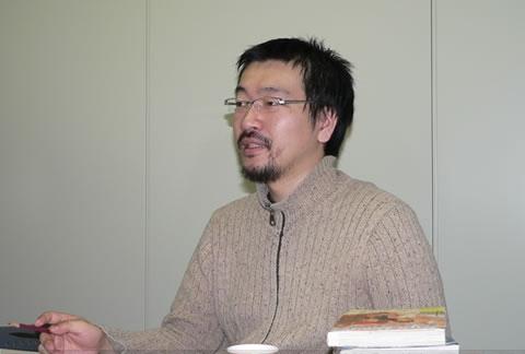 高橋敦史〔Atsushi TAKAHASHI〕