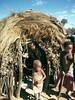 Botswana Kalahari desert Bushmen people