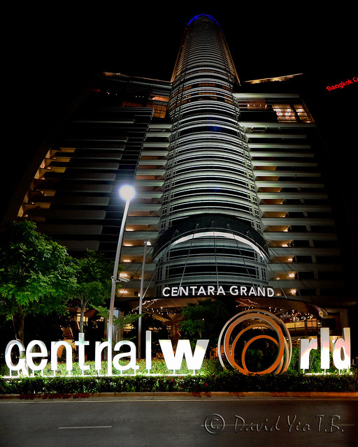 Centara Grand at Central World