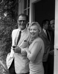 Marilyn-Monroe-and-Arthur-Miller-1956