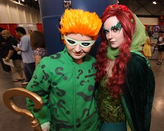 (mlsnp) Tags: game fun costume downtown comic texas play tx houston gaming gamer convention comicbook scifi horror conventioncenter spacecity cos con riddler grb georgerbrown eventphotography comicpalooza
