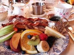 精緻的早餐