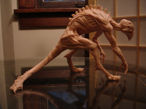 super sculpey monster
