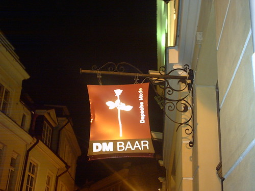 bar depeche mode tallin