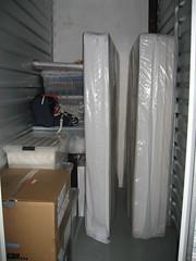 My 50 sq ft storage space