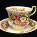 Royal Albert Bone China Primula Teacup & Saucer
