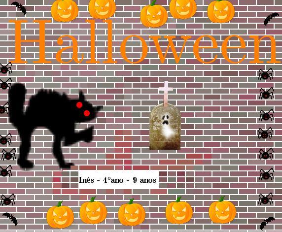 halloween Inês