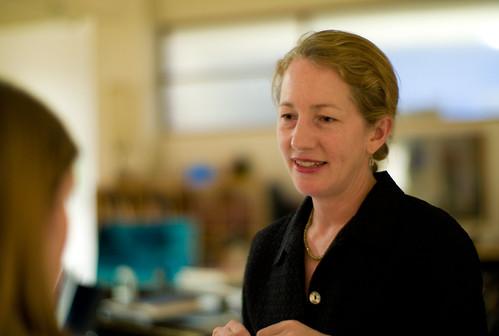 Mary Burnham