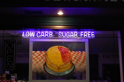 Low Carb Sugar Free
