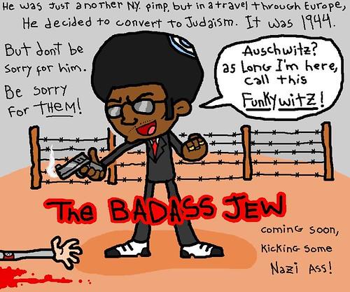 badass jew