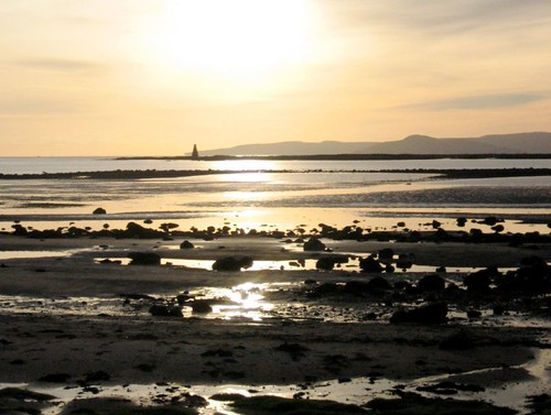Sunset Horse Island