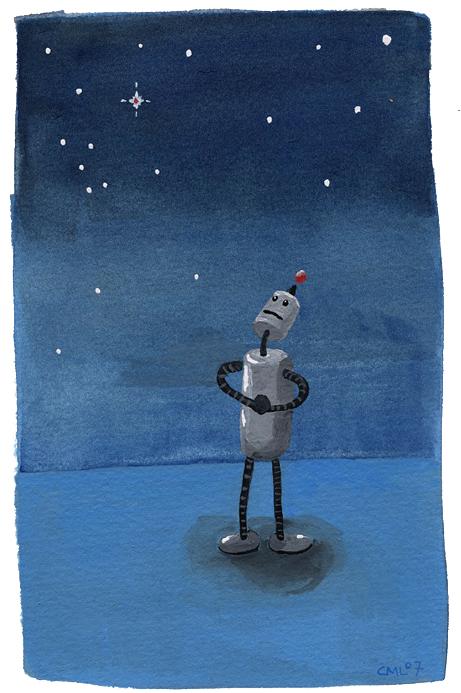 Robot Astronomer